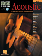 Acoustic: Guitar Play-Along Volume 2 (book/Audio Online)