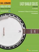 Hal Leonard Easy Banjo Solos (book/Audio Online)
