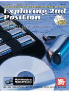 Exploring 2st Position - Complete Blues Harmonica Lesson (book/CD)