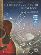 The Worship Leader's Christmas and Easter Guitar Book (book/DVD)