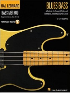 Hal Leonard Bass Method: Blues Bass (book/CD)