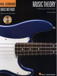 Hal Leonard Bass Method: Music Theory (book/CD)
