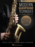 Modern Saxophone Techniques (book/Video Online)