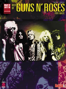 Guns N' Roses for Bass