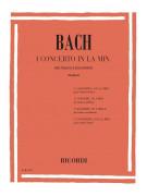 Bach - Concerto Per Violino Bwv 1041 In La Min.
