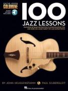 Goldmine : 100 Jazz Lessons (book/2 CD)