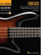 Hal Leonard Bass Method: Funk Bass (book/CD)