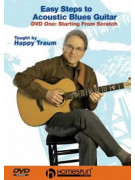 Easy Steps to Acoustic Blues Guitar (2 DVD)