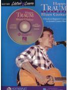 Teaches Blues Guitar (book/CD)