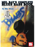 Complete Blues Bass Book (book/Audio Online)