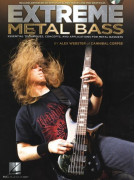 Extreme Metal Bass: Cannibal Corpse (book/Audio Online)