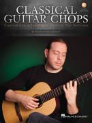 Classical Guitar Chops (book/Audio Online)