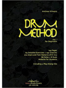 Drum Method Vol.1 for Beginners (book/2 CD)