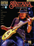 Santana: Guitar Play-Along Volume 21 (book/Audio Online)