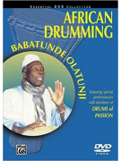 African Drumming (DVD)