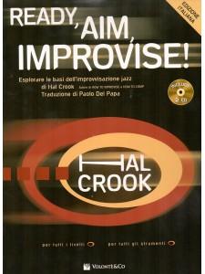 Ready, Aim, Improvise (libro/2 CD)