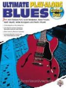 Ultimate Play-Along Guitar Trax: Blues (book/CD)