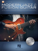 Modern Jazz & Fusion Guitar (book/Video Online)