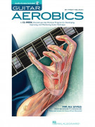 Guitar Aerobics (book/Audio Online)