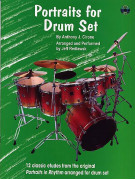 Portraits for Drum Set (book/CD)