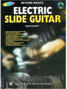 Beyond Basics: Electric Slide Guitar (book/CD)