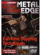 Lick Library: Metal Edge Extreme Tapping Techniques (DVD)