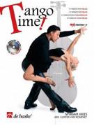 Tango Time! For Cello (book/CD play-along)