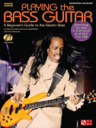 Playing the Bass Guitar (book/2 CD)