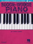 Boogie-Woogie Piano (book/CD)