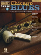 Chicago Blues: Harmonica Play-Along Volume 9 (book/CD)