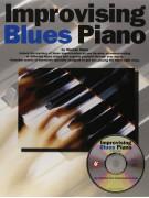 Improvising Blues Piano (book/CD)