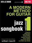 A Modern Method for Guitar: Jazz Songbook (book/CD)