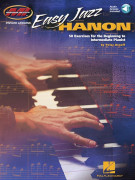 Easy Jazz Hanon (book/Audio Online)