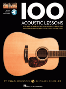 Goldmine : 100 Acoustic Lessons (book/2 CD)