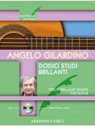 Dodici studi brillanti (libro/CD)