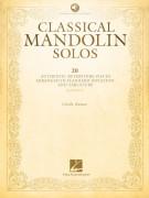 Classical Mandolin Solos (book/Audio Online)