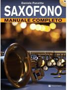 Saxofono Manuale Completo (libro/CD)