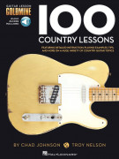 Goldmine : 100 Country Lessons - Guitar (book/2 CD)