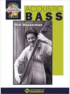 Rob Wasserman - Acoustic Bass (Book/6 CD)