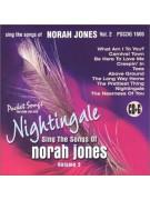 Nightingale Sing the Songs of Norah Jones (CD sing-along)