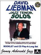 Jazz Tenor Solos  (book/CD)