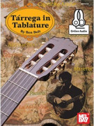 Tarrega in Tablature (book/CD)
