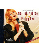You Sing The Hits: Marilyn Monroe / Peggy Lee (CD sing-along)