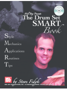 The Drum Set Smart Book (book/CD)