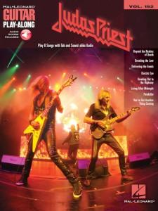 Judas Priest: Guitar Play-Along Volume 192 (book/Audio Online)