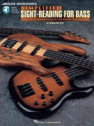 Simplified Sight-Reading for Bass (book/CD)
