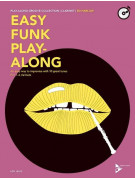 Clarinet : Easy Funk Play-Along (book/CD)
