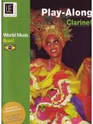 World Music: Brazil for Clarinet (book/CD)