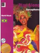 World Music: Brazil for Sax Alto & Tenor (book/CD)