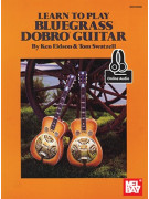 Learn to Play Bluegrass Dobro Guitar (book/CD)
